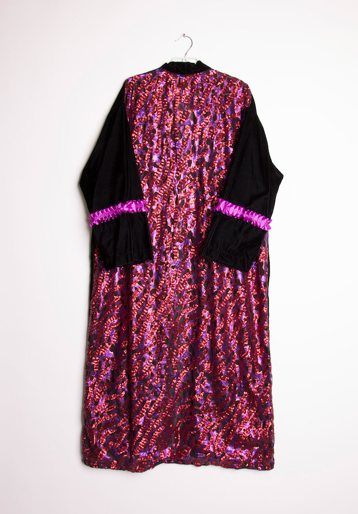 DISCO SEQUENCE BESPOKE ROBE
