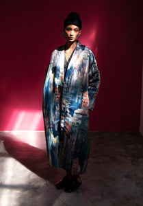 PAINTERLY BESPOKE ROBE