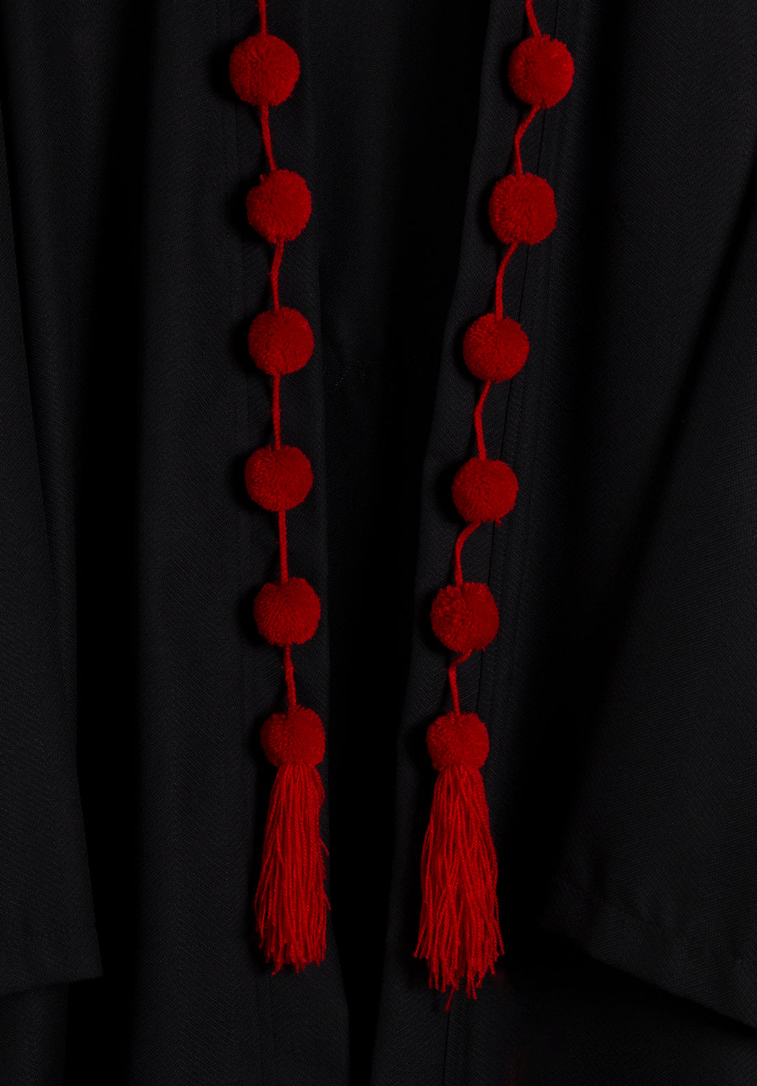 RED LIGHT BESPOKE ROBE