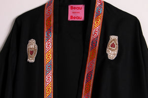 HAMSA/THIRD-EYE BESPOKE ROBE