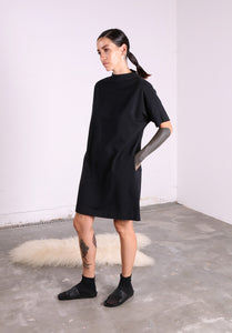 Pocket Polo Dress