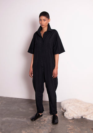 Nylon Jumpsuit