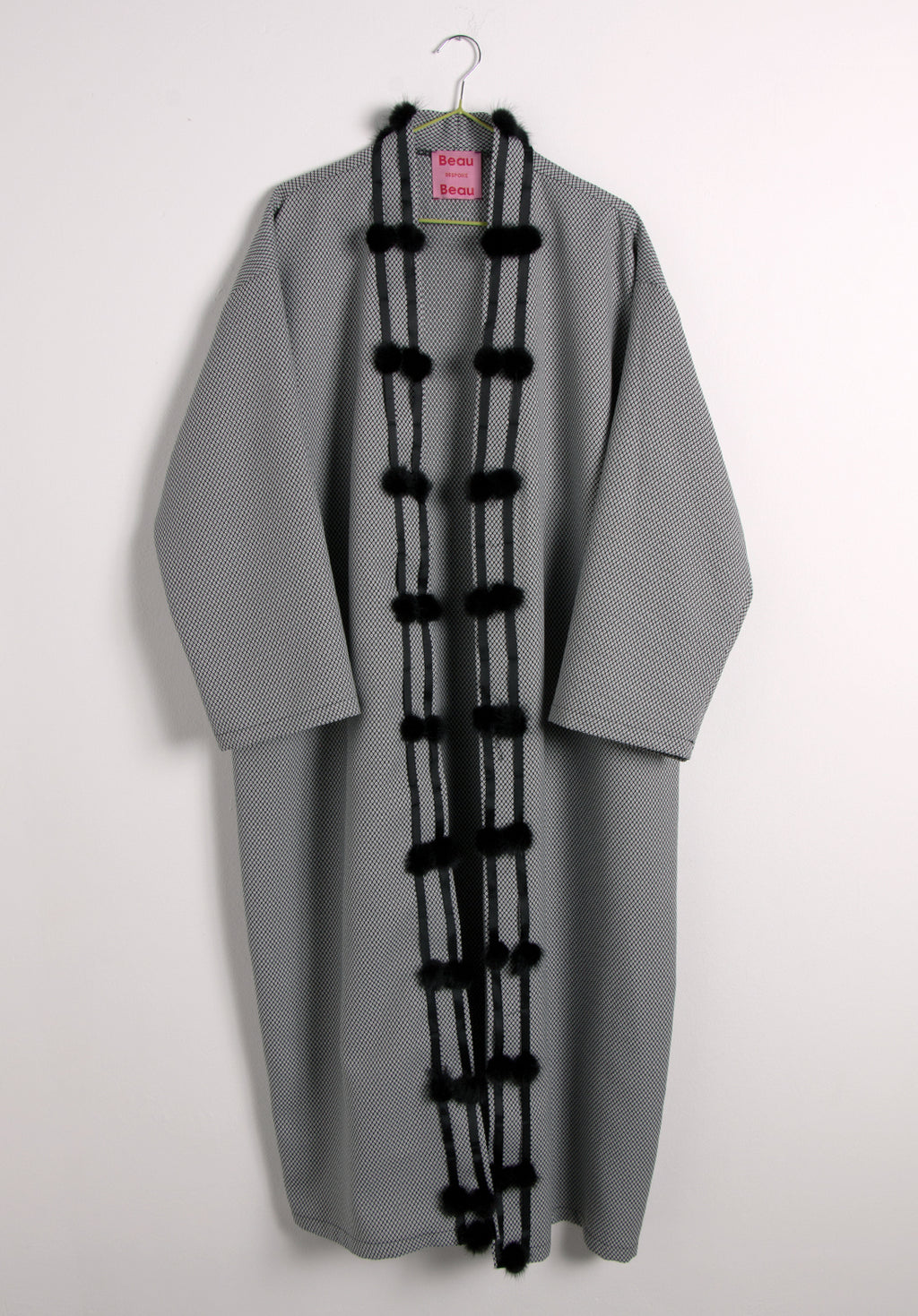 BLACK MIRROR BESPOKE ROBE