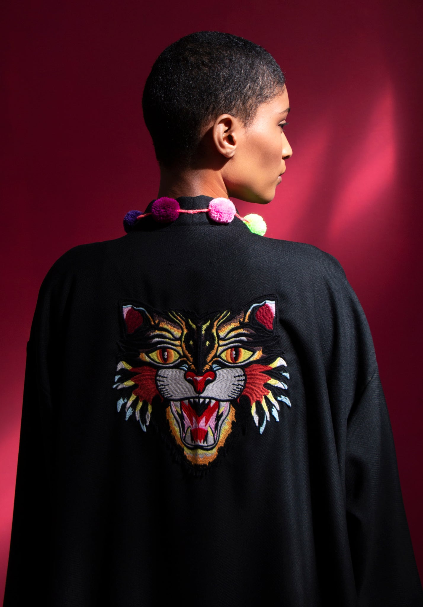 TIGER BESPOKE ROBE (2.0)