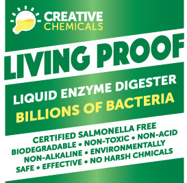 SCENTZYMES LIVING PROOF