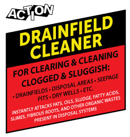 DRAINFIELD CLEANER – Creative Chemicals, Inc