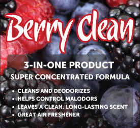 BERRY CLEAN