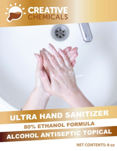 ULTRA HAND SANITIZER