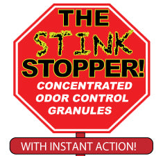 THE STINK STOPPER!