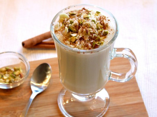 Supercream Sahlab: Egyptian-Style Dessert Drink Infused With Superfoods