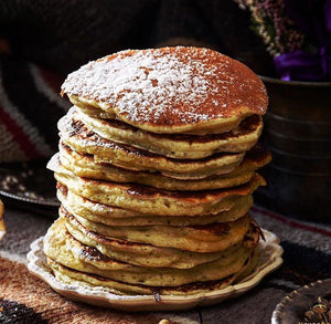 Adaptogen-Enhanced Paleo Pancakes