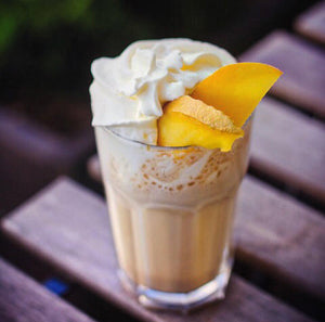 Nootropic Coconut Mango Smoothie