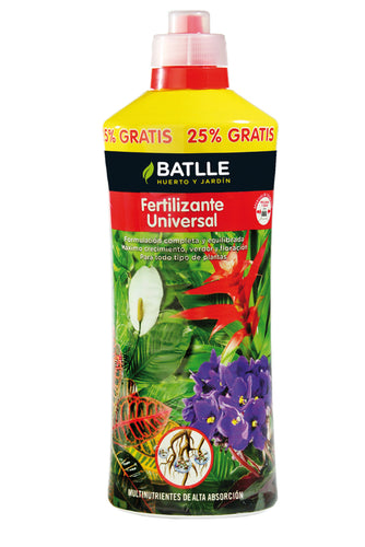 Fertilizante universal - botella 1250ml