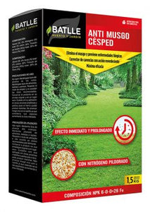Fertilizante Anti Musgo