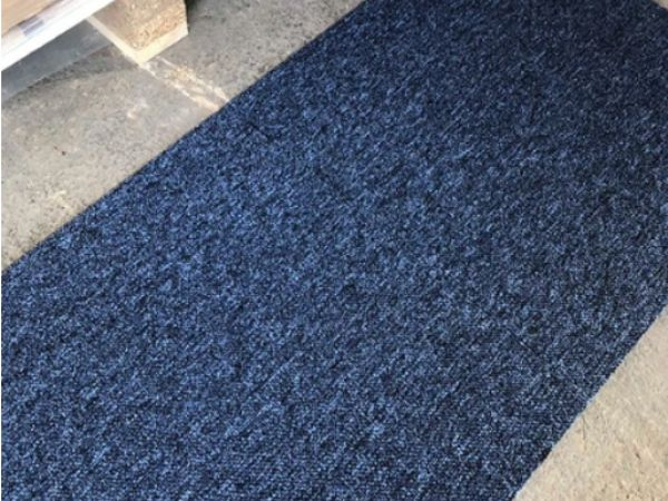 Alpha Sapphire Blue 592 New Contract Carpet Tiles