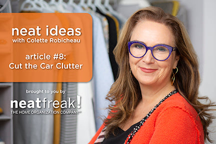 Cut the Car Clutter