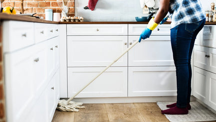Why Cleaning Makes Some People Feel Less Anxious
