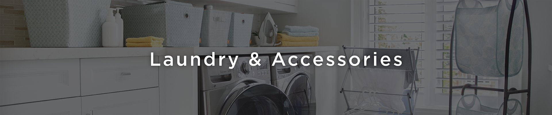 Laundry Storage & Accessories