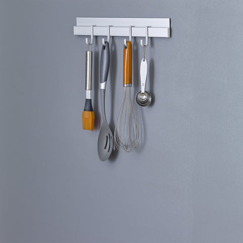 Neat Trax 4 Hook - Adhesive Wall Mount