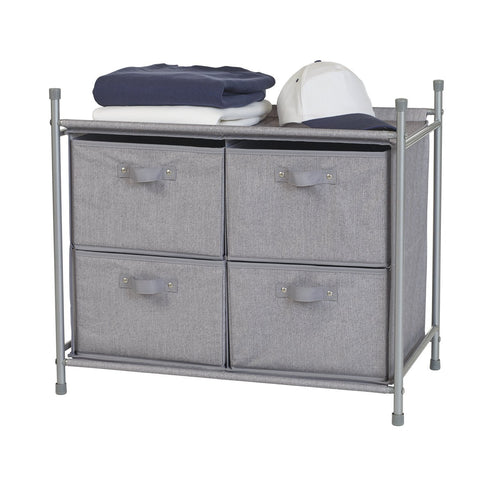 4 Drawer Stackable Organizer