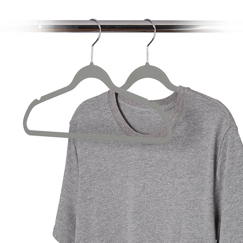 Set of 50 Ultra Grip Clothes Hanger