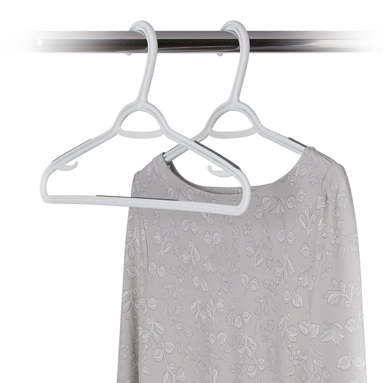 Set of 120 Non Slip Clothes Hanger