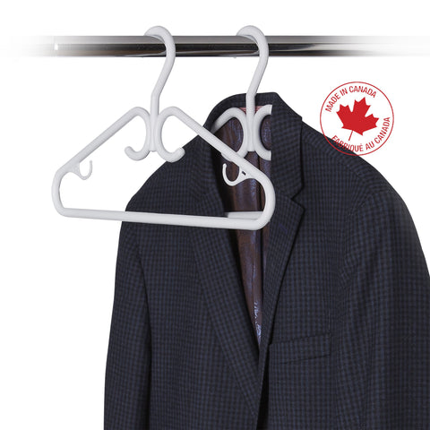 Set of 80 Heavy Duty Coat Hanger