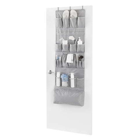 25 Pocket Over The Door Accessory Organizer