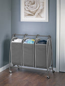 Easy Access Triple Laundry Sorter