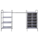 Expandable Versa Closet System Kit (Drawer and Cubby)