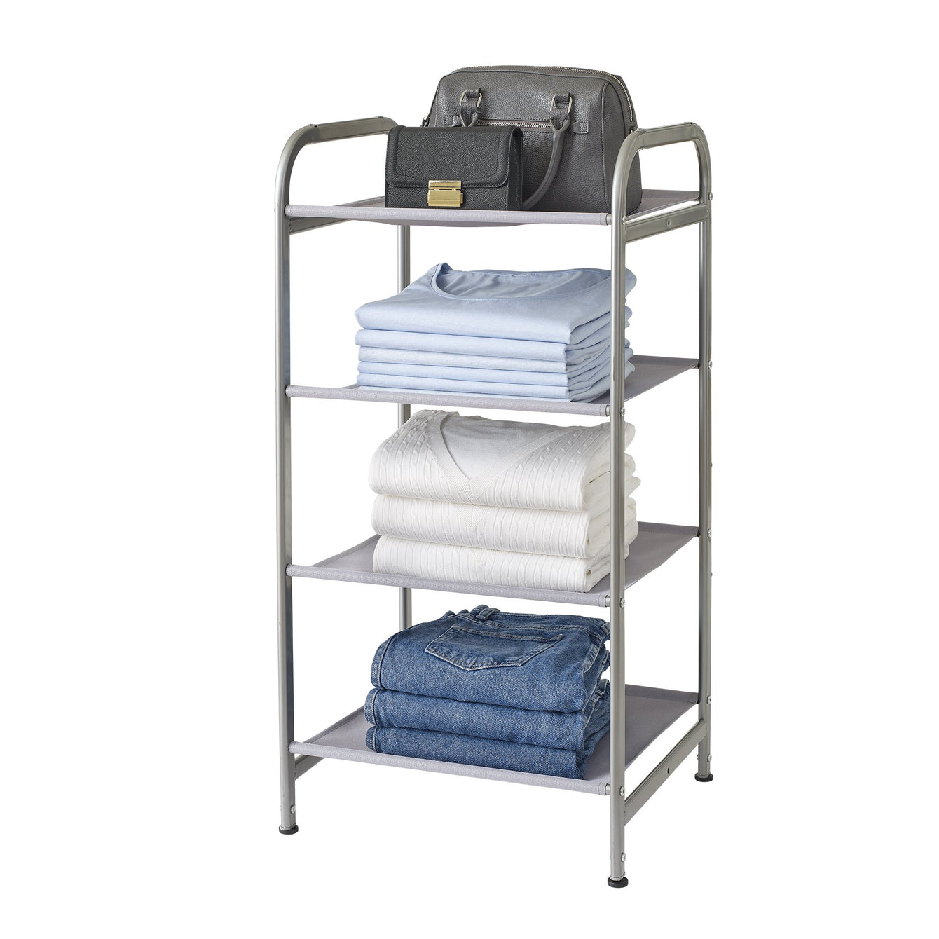 Versa System - Shelf and 10 Cubby Tower