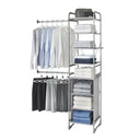 Versa System - Wall Mount Shelf and Cubby Tower