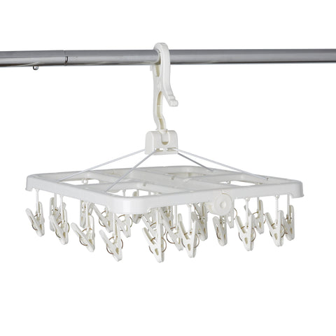 24 Clip Hanging Dryer