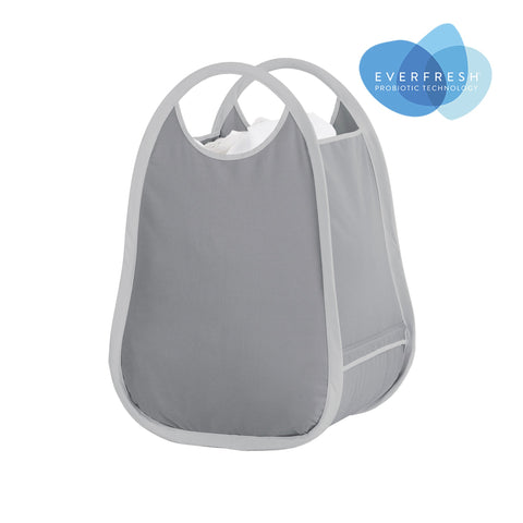 Pop Up Fabric Laundry Tote