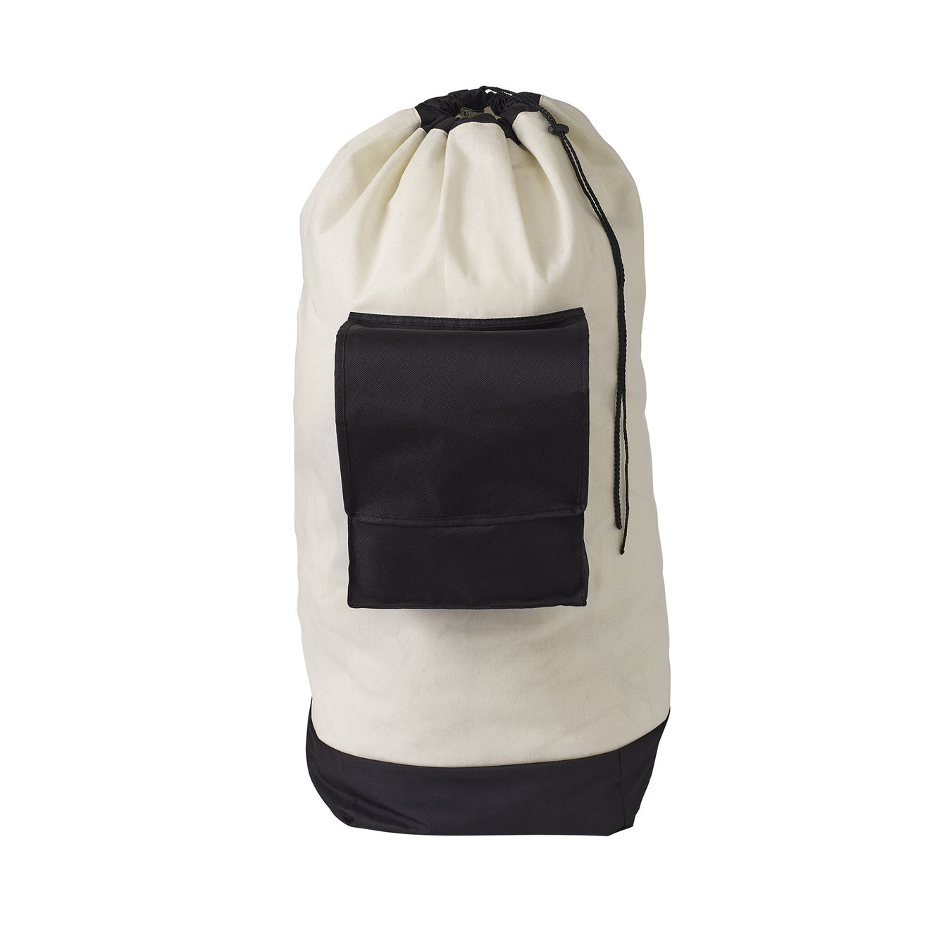Canvas Laundry Duffle Bag