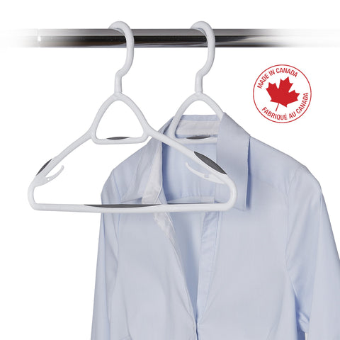 Set of 60 - Deluxe Non Slip Clothes Hanger