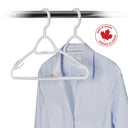 Set of 60 Deluxe Non Slip Clothes Hanger