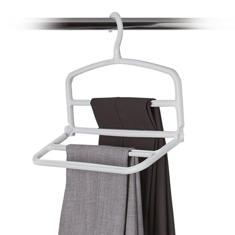 Folding 4-Bar Non-Slip Pant Hanger