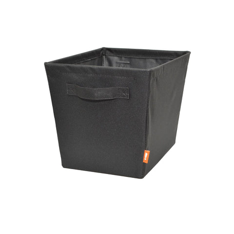 Set of 6 Small Storage Bin w Sewn on Handles