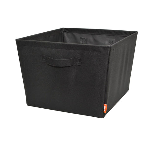 Set of 6 Large Storage Bin w Sewn on Handles