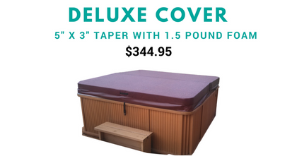 Deluxe Hot Tub Covers