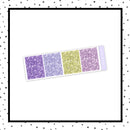 Glitter Headers // Planner Stickers // GH147