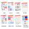 Stars Are Bright Weekly Kit // A La Carte Kit // Planner Stickers // KIT16001