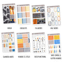 Back To Planning Weekly Kit // A La Carte Kit // Planner Stickers // KIT20201
