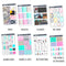 Back To Planning 2 Weekly Kit // A La Carte Kit // Planner Stickers // KIT20301