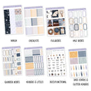 Stars Align Weekly Kit // A La Carte Kit // Planner Stickers // KIT21901