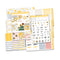 Sunflower Happiness Weekly Kit // A La Carte Kit // Planner Stickers // KIT22101
