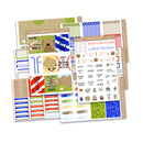 Play Ball Weekly Kit // Exclusive Art // A La Carte Kit // Planner Stickers // KIT23301