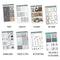 Wizarding Money Weekly Kit // A La Carte Kit // Planner Stickers // KIT24301