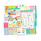 Dream in Rainbows Weekly Kit // Exclusive Art // A La Carte Kit // Planner Stickers // KIT24401